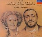 VERDI - Bonynge - La traviata, opéra en trois actes