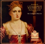 Ottavo Libro de Madrigali 1638 : Madrigali guerrieri
