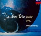MOZART - Solti - Die Zauberflöte (La flûte enchantée), opéra en deux act