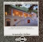 MOZART - Richter - Sonate pour piano n°8 en la mineur K.310 (K6.300d)