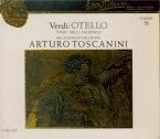 VERDI - Toscanini - Otello, opéra en quatre actes