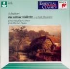 SCHUBERT - Haefliger - Die schöne Müllerin (La belle meunière) (Müller)