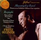 RESPIGHI - Reiner - I pini di Roma (Les pins de Rome), poème symphonique