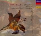 HAENDEL - Boult - Acis and Galatea, masque HWV.49a + Sutherland : baroque arias