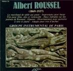ROUSSEL - Groupe instrume - Le marchand de sable