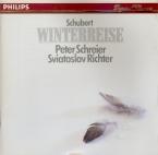 SCHUBERT - Schreier - Winterreise (Le voyage d'hiver) (Müller), cycle de