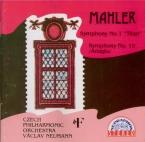 MAHLER - Neumann - Symphonie n°1 'Titan'
