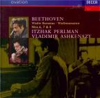 BEETHOVEN - Perlman - Sonate pour violon et piano n°6 op.30 n°1