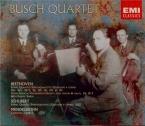BEETHOVEN - Busch Quartet - Quatuor à cordes n°9 op.59-3 'Razoumovsky II
