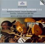 BACH - Goebel - Concerto brandebourgeois n°1 pour orchestre en fa majeur