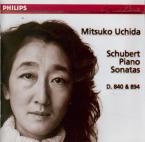 SCHUBERT - Uchida - Sonate pour piano en do majeur D.840 'Reliquie' (tro