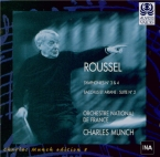 ROUSSEL - Munch - Symphonie n°3 op.42
