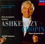 CHOPIN - Ashkenazy - Concerto pour piano et orchestre n°1 en mi mineur o