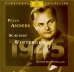 SCHUBERT - Anders - Winterreise (Le voyage d'hiver) (Müller), cycle de m