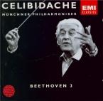 BEETHOVEN - Celibidache - Symphonie n°3 op.55 'Héroïque'