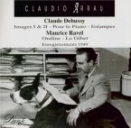 DEBUSSY - Arrau - Pour le piano L.95