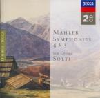 MAHLER - Solti - Symphonie n°4