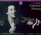 L'art de Ginette Neveu