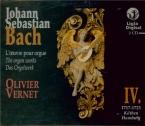 L'oeuvre pour orgue Vol.4 : 1717-1723