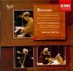 BRAHMS - Andsnes - Concerto pour piano et orchestre n°1 en ré mineur op