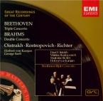 BEETHOVEN - Oistrakh - Triple concerto pour piano, violon et violoncelle