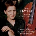 HAYDN - Gastinel - Concerto pour violoncelle et orchestre n°1 en do maje