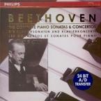 BEETHOVEN - Arrau - Triple concerto pour piano, violon et violoncelle op