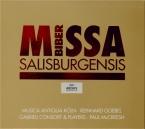 BIBER - Goebel - Missa Salisburgensis