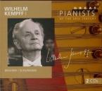 SCHUMANN - Kempff - Arabeske, pour piano en do majeur op.18 (Vol.1) Vol.1