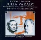 WAGNER - Varady - Tristan und Isolde (Tristan et Isolde) WWV.90 : prélud
