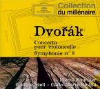 DVORAK - Fournier - Symphonie n°8 en sol majeur op.88 B.163