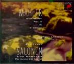 MAHLER - Salonen - Symphonie n°3