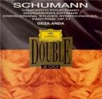 SCHUMANN - Anda - Concerto pour piano et orchestre en la mineur op.54