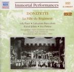 DONIZETTI - Papi - La fille du régiment (version française) live MET 28 - 12 - 1940