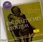 BRAHMS - Lehmann - Ein deutsches Requiem (Un Requiem allemand), pour sol