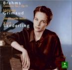 BRAHMS - Grimaud - Concerto pour piano et orchestre n°1 en ré mineur op