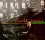 SCHUBERT - Serkin - Sonate pour piano en la majeur D.959