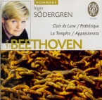 BEETHOVEN - Södergren - Sonate pour piano n°17 op.31 n°2 'la Tempête'