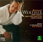 MASSENET - Nagano - Werther, drame lyrique