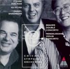 BRAHMS - Barenboim - Double concerto pour violon et violoncelle avec orc