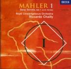 MAHLER - Chailly - Symphonie n°1 'Titan'