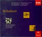 SCHUBERT - Alban Berg Quar - Quatuor à cordes n°14 en ré mineur D.810 'D