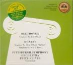 MOZART - Reiner - Symphonie n°35 en ré majeur K.385