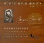 BRAHMS - Abendroth - Symphonie n°3 pour orchestre en fa majeur op.90