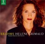 BRAHMS - Grimaud - Six fantaisies pour piano op.116