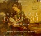 MONTEVERDI - Garrido - L'Orfeo