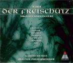 WEBER - Harnoncourt - Der Freischütz