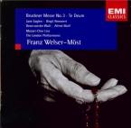 BRUCKNER - Welser-Möst - Messe n°3 en fa mineur WAB 28
