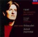 RAVEL - Thibaudet - Concerto pour piano et orchestre en sol majeur
