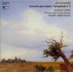 SCHUMANN - Staier - Concerto pour piano et orchestre en la mineur op.54